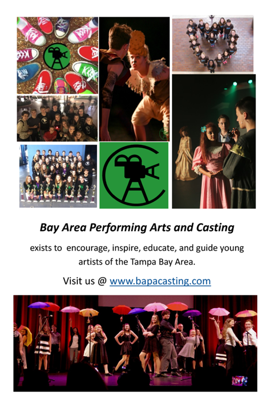 Madagascar, Jr  at Bay Area Performing Arts & Casting - Performances