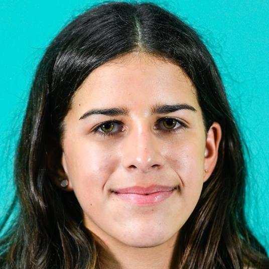 Alejandra Chaparro head shot