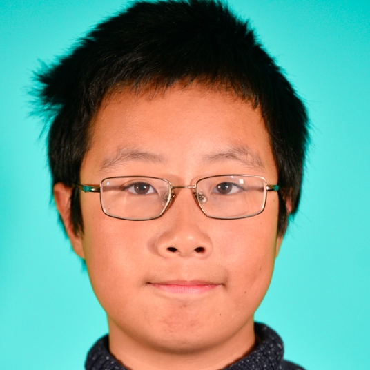 Alex Zhao head shot