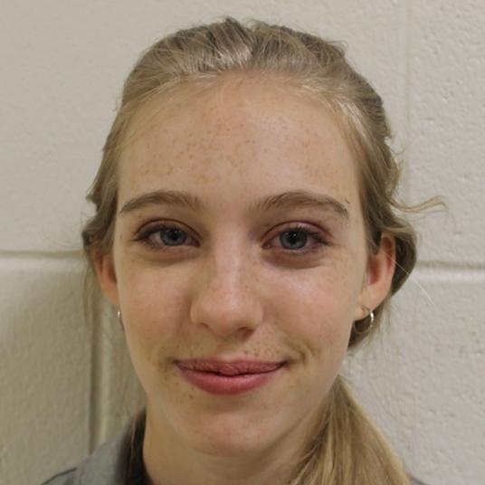 Hannah Olson head shot