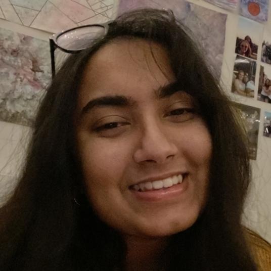 Aryaa Moudgal head shot