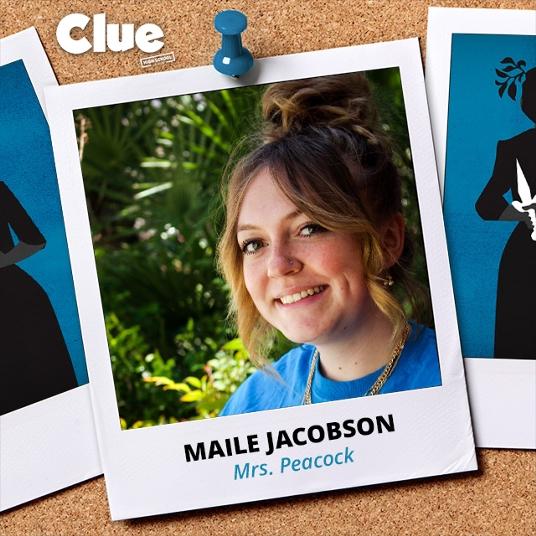 Maile Jacobsen head shot