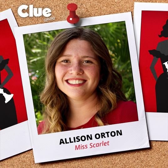 Allison Orton head shot