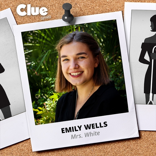 Emily Wells head shot