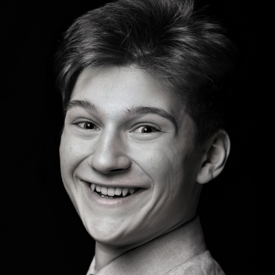 Blaise Witmer ('21) head shot