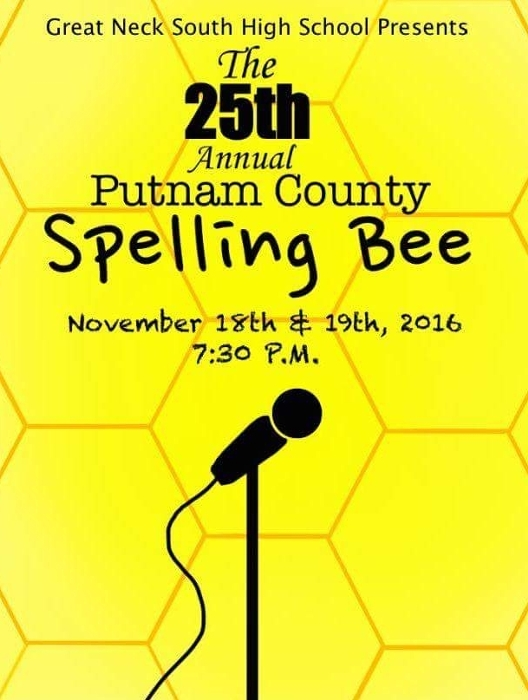 The 25th Annual Putnam County Spelling Bee at Great Neck