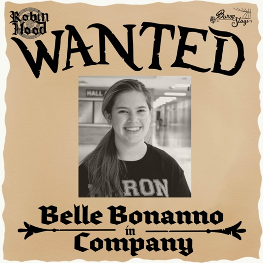 Belle Bonanno head shot