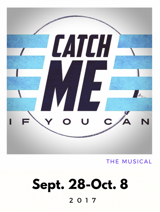 Catch Me If You Can At Mccallum H S Performances September 28
