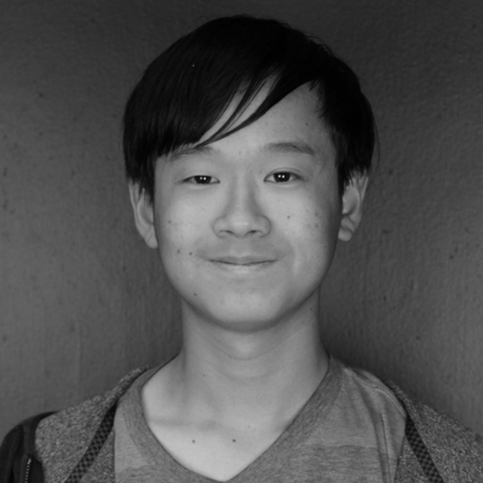 Peter Hsu - Assistant Stage Manager head shot