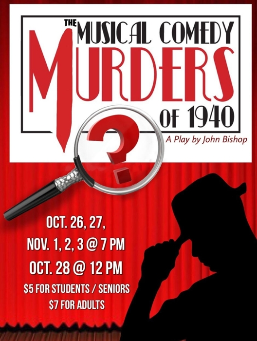 The Musical Comedy Murders of 1940 at Parkrose High School
