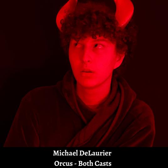 Michael DeLaurier head shot
