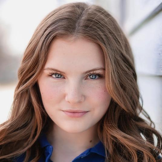 Alexa Stratton head shot