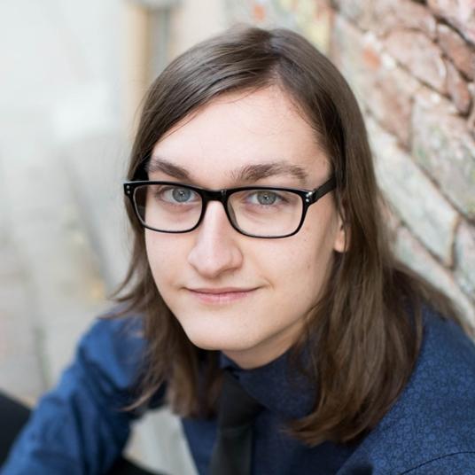 Evan Anspach head shot