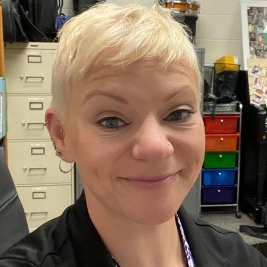 Mrs. Megan Sweeney head shot
