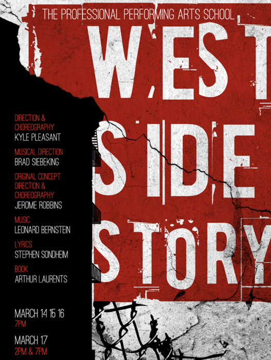 West Side Story at Professional Performing Arts School ...