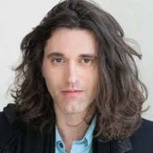 Lucas Hnath (Playwright) head shot