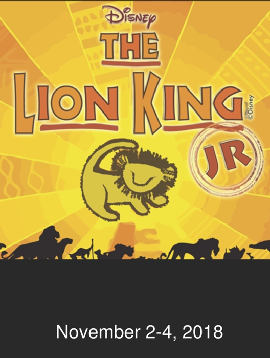 The Lion King Jr At Scranton Middle School Performances