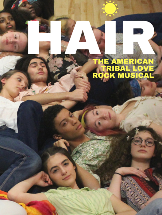 Hair at The Beacon School - Performances May 2, 2019 to May