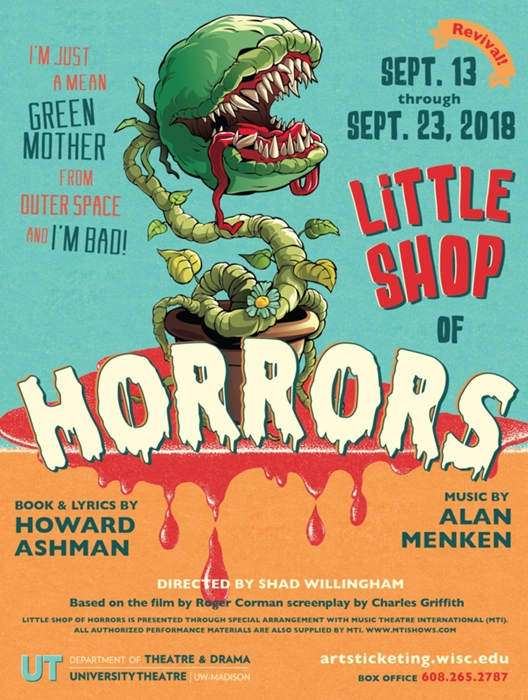 Little Shop of Horrors at University of Wisconsin-Madison