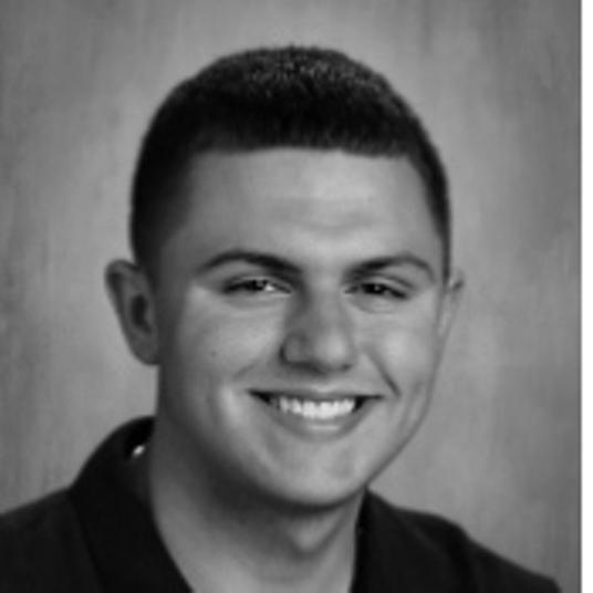 Jacob DiMeglio head shot