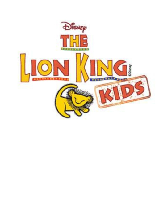 The Lion King Kids At Bethune Elementary School Of The Arts