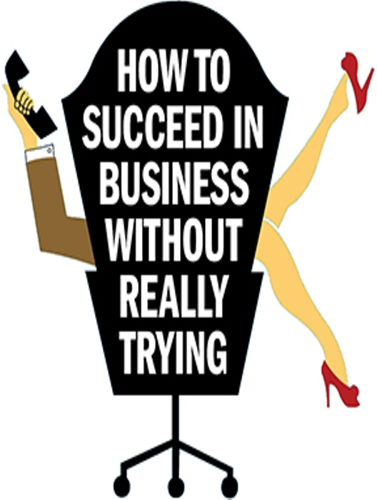 How to suceed in business