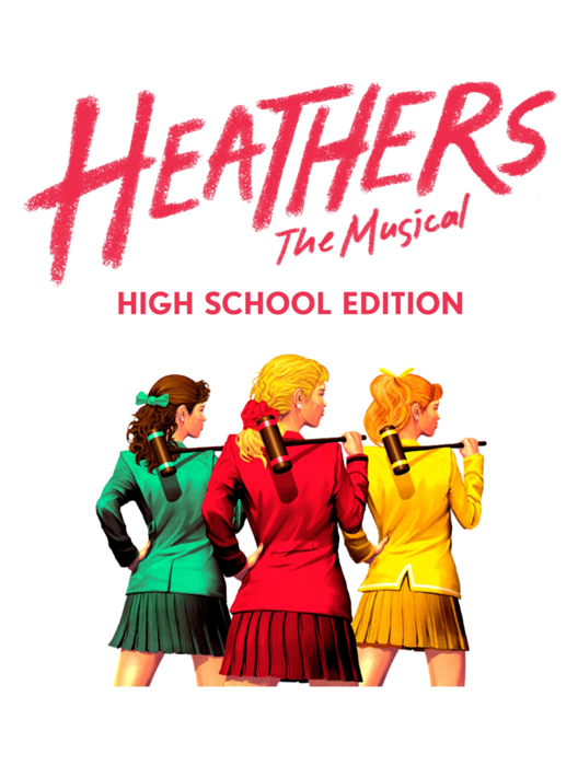 Heathers The Musical (High School Edition) at JJ Pearce ...