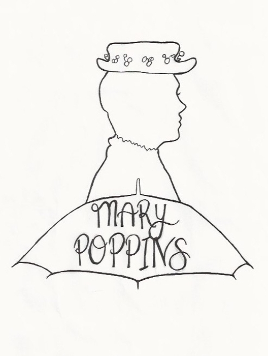How To Draw Mary Poppins Step By Step Free Download Oasis Dl Co
