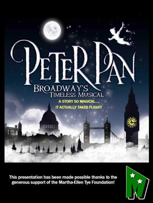 Peter Pan (Musical) at Marshalltown Community Theatre ... Ellen Page