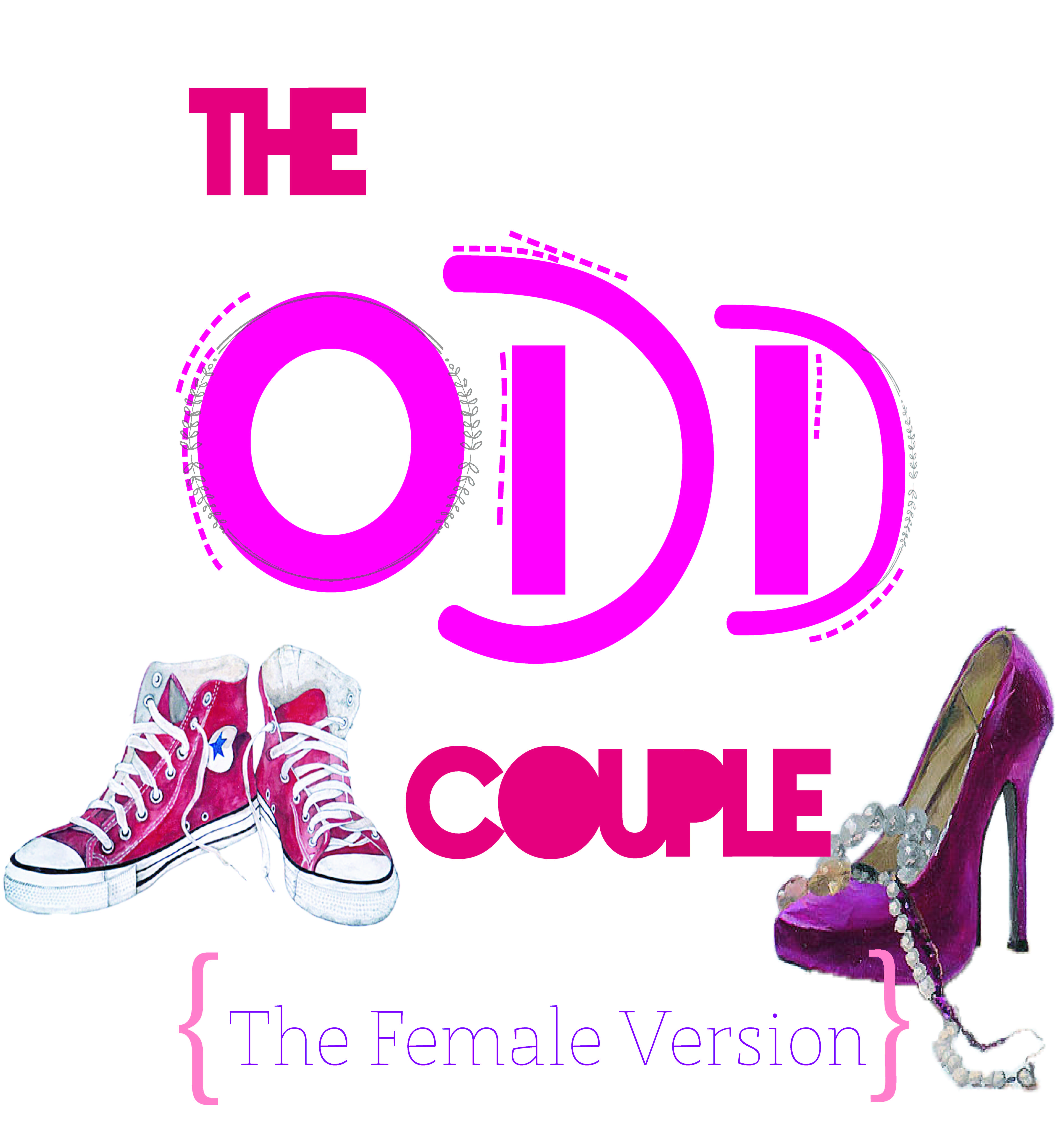 The Odd Couple (female version) at Maryvale Preparatory ...