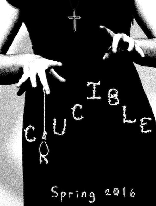 The Crucible Broadway Playbill