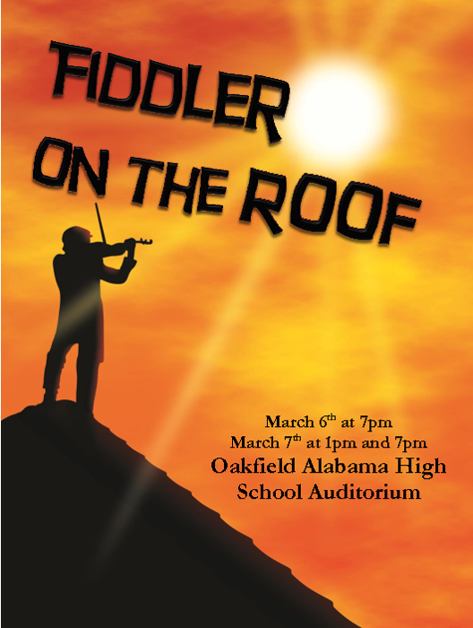 Fiddler On The Roof At Oakfield Alabama Central School