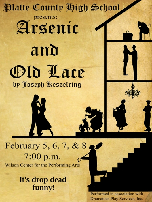 critical analysis for Arsenic and old lace