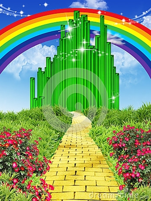 Emerald Castle In Wizard Of Oz Pictures To Pin On Pinterest