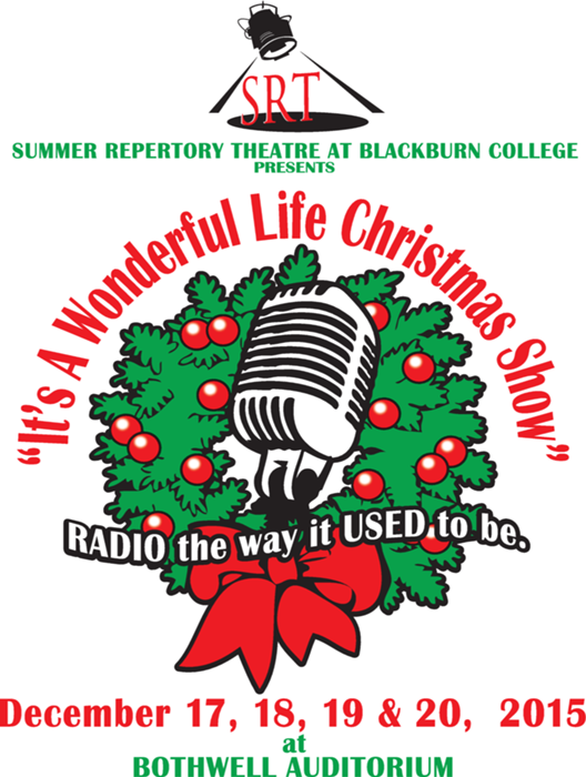 It 39 S A Wonderful Life Christmas Show At Summer Repertory Theatre Performances December 17