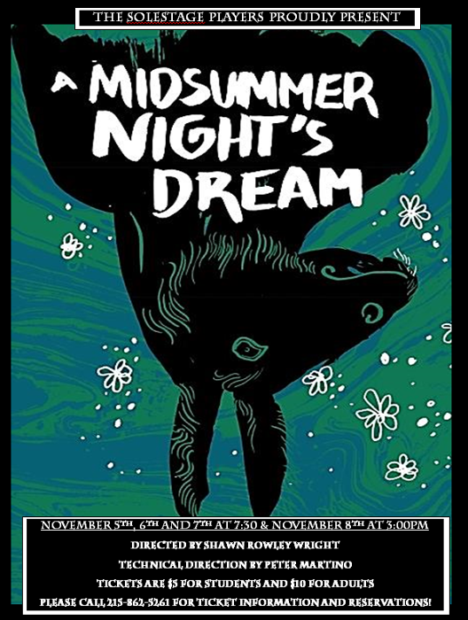 A Midsummer Night S Dream At The Solebury School