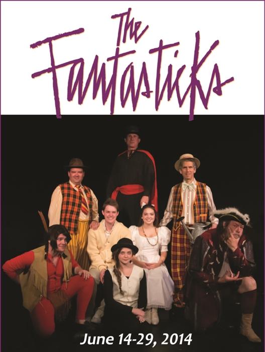 The Fantasticks at Vero Voce Theater - Performances June ...