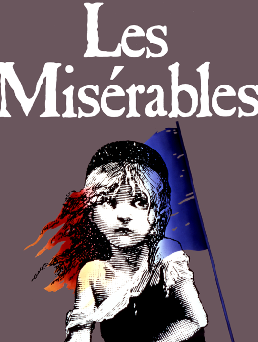 Les mis rables at weathervane playhouse performances for Les miserables coloring pages